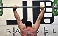 Troubleshoot Your Overhead Press