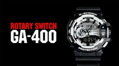 Casio G-Shock GBA-400 Bluetooth Watch