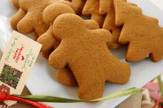 Homemade Gingerbread Cookies | AllFreeCopycatRecipes.com