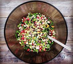 HANDELSHUSET HETTE Naturlig Matglede — Tyrkisk salat med perlebygg  ...