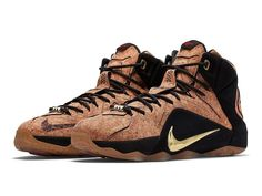 """acc7ac44aede7 Been debating on whether or not to pick up the Nike LeBron 12 EXT """"Cork"""".  For a limited time only you can pick these up for a …"""