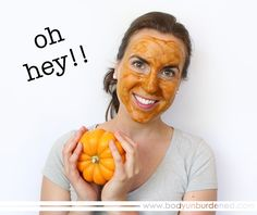 Homemade natural pumpkin and spice peeling enzyme - Diy Face Mask Ideas Homemade Blush, Face Scrub Homemade, Homemade Facials, Chocolate Face Mask, Dry Skin On Face, Natural Exfoliant, Exfoliate Face, Skin Care Tips, Healthy Skin