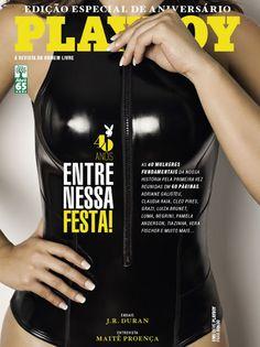 Especial Playboy 40 anos Agosto 2015 Caren Souza