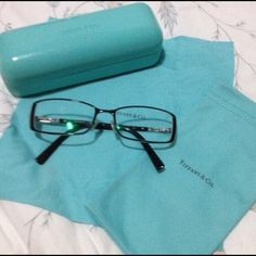 Tiffany & Co.eyeglass frames Beautiful authentic frames. Tiffany & Co. Accessories