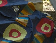 Red Green Blue Quilt
