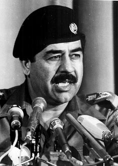 Vintage Saddam Hussein Glossy Poster Picture Photo Old Historical Iraq Gray 1700 Old Photos, Vintage Photos, Iraqi President, Beard Logo, Palestine History, Iraqi People, Saddam Hussein, Celebrity Drawings, Photo Collage Template