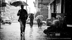 Maurice Li Photography    Caught outside during the most violent rain/hailstorm in recent memory... Stranded for 45 minutes under an overhang with a motley crew of Downtown Vancouver street characters. Time to invest in a new umbrella. - https://www.facebook.com/MauriceLiPhotography