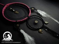 The Owl's Dream Catcher Revamped by TheInnerCat