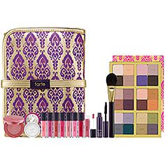 Tarte - Carried Away Collector's Set  #sephora. Got to have this Tarte Makeup Collection