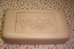 'Homemade Vanilla Soap' is going up for auction at  7pm Mon, Oct 8 with a starting bid of $5.
