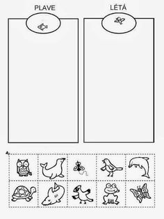 English Activities, Preschool Learning Activities, Preschool Worksheets, Prewriting Skills, Sudoku, Preschool Colors, Animal Crafts For Kids, Jokes For Kids, School Humor
