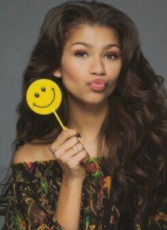 Smile like Zendaya :)