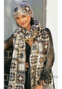 женский вязаный шарф 2017 фото шарф спицами, крючком