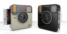 Фотоапаратът, вдъхновен от Instagram ще стане реалност