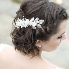 Still looking for those finishing touches? We have everything you need over on the web. We have a fantastic selection of hairpieces for both the bride and flowergirls.   Handmade bridal hair accessories from Donna Crain. See the entire collection at www.donnacrain.com or come and visit me in person. I offer a bespoke service too so do get in touch if you are looking for something different. X