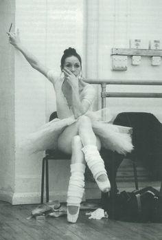 Patricia Ruanne b. 1945 Royal Ballet, London Festival Ballet