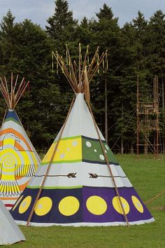 6,5 m Mondzyklen-Tipi Atelier, North America, Native Americans, Outdoor Camping