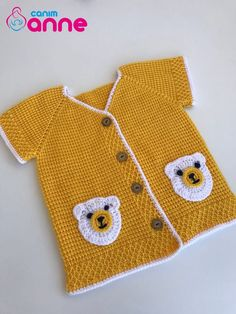 Baby Coat, Baby Knitting Patterns, Crochet Baby, Anne, Sweaters, Handmade, Quilling, Fashion, Amigurumi