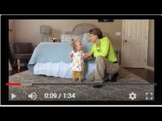 I am producing this video series with my co-instructor, Myla Sunshine, who is a beautiful girl who has low tone and Down syndrome. Physical Therapy Exercises, Pediatric Physical Therapy, Physical Therapist, Balance Exercises, Cerebral Palsy, Down Syndrome, Pediatrics, Toddler Bed, Children