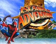 Universal Islands of Adventure = best rides EVER!