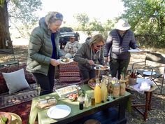 Picnic lunch, Moremi Game Reserve, Botswana Picnic Lunches, Victoria Falls, Game Reserve, African, Ethnic Recipes, Food, Essen, Yemek, Meals