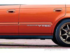 DOHC and SOHC VTEC Sticker Caloocan - Buy and Sell Philippines