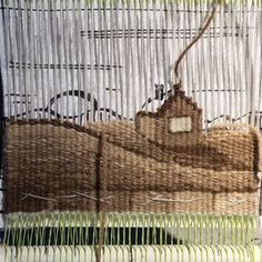 Value: the relation of one part of a tapestry to another in respect to light and shade, Navajo Weaving, Weaving Art, Loom Weaving, Hand Weaving, Tapestry Loom, Small Tapestry, Weaving Wall Hanging, Tapestry Wall Hanging, Tablet Weaving