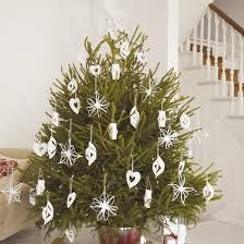 paper christmas decorations - Google Search