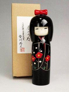 Kokeshi creativa ''Haru no uta''