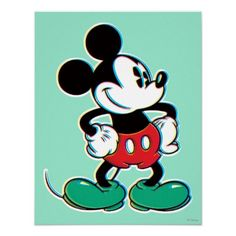 Mickey Mouse accept no substitute