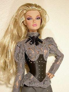 Poppy Parker Fashion Doll.