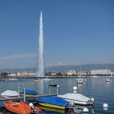 Geneva and its Lake | The Water Fountain #geneva #ttot #visitgeneva #geneve #swissriviera #switzerland #genevacity #bainsdespaquis #citybreak#switzerland #lacdegeneve #lac #riviera #luxurytravel #lakegeneva #lacleman#genevalake  #hotelview#peace #view #genevacity #monument #lacleman #genevalake #hotelview #peace #view #phare #mountain #igersuisse #uno  #waterfountain  #bfmgeneva #visitgeneva #swan #cygnes Geneva City, Lake Geneva, City Break, Luxury Travel, Swan, Switzerland, Fountain, Water, Lighthouse