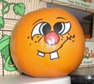 best paint for painting pumpkins | Decorated Painted Pumpkins | Pumpkin Patch Pals Products | Bay Baby ...