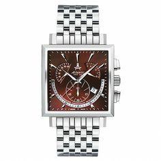 Ceas de Mana Atlantic, Barbatesc, Cod 54455.41.81 - Bocane Atlanta, Watches, Wristwatches, Clocks