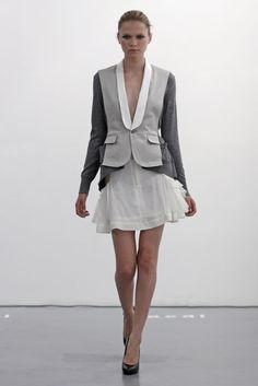 Sacai - Spring 2010 Ready-to-Wear - Look 12 of 27