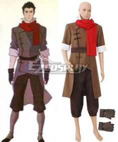 Avatar The Last Airbender Fire Lord Ozai Cosplay Costume custom made MM.