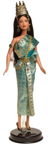 Dolls of the World: Princess of Cambodia Barbie