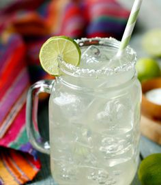 Adding moonshine to a margarita? Talk about a match made in heaven.