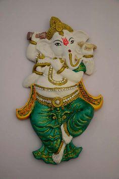 Ganesha Symbolism Bring Good Luck | ... ganesh wall hanging ganesha being symbol of good luck prosperity its