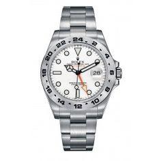 Rolex Oyster Perpetual Explorer II 216570-77210 Cadran Blanc