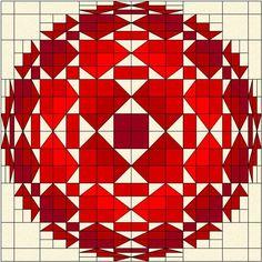 Red Sphere By Bea Lee | Club EQ | DoYouEQ.com