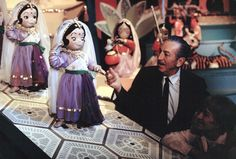 *Walt Disney & Mary Blair*