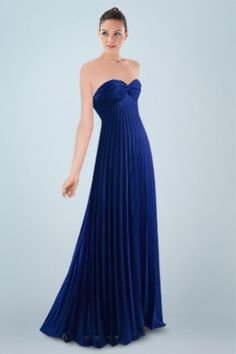 Gorgeous Sweetheart Neckline Strapless Sleeveless A-line Evening Gowns