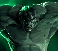 """Because you thought you were stronger than the Hulk? No one is stronger than the Hulk! Hulk Comic, Hulk Avengers, Hulk Marvel, Marvel Heroes, Comic Art, Comic Book Characters, Marvel Characters, Comic Character, Arte Do Hulk"