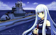 Iona I -401 (Aoki hagane no arpeggio)