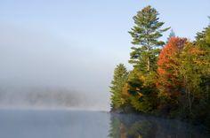 Autumn at Nicks Lake Campground - NYSDEC Campgrounds