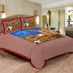 Buy online Bed Sheets Online on SilkRute, which are Hand Printed. Some exclusive collection of bed sheets areFloral Print Cotton Double Bed Sheet, Pure Cotton Jaipuri Printed Floral Leafy Double Bed Sheet. Starts with Rs.399.00/-