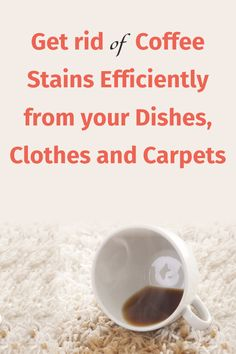 Get rid of Coffee Stains Efficiently from your Dishes, Clothes and Carpets - healthrun - New Ideas Coffee Essential Oil, Essential Oils, Coffee Stain Removal, Diy Candles Scented, Coffee Candle, How To Clean Furniture, Furniture Cleaning, Diy Cleaning Products, Cleaning Solutions