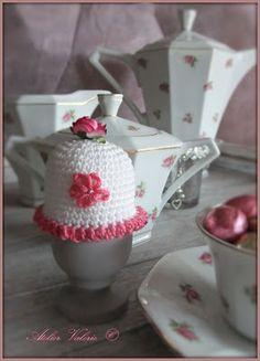 Atelier Valerie ♥: Leuke eierverwarmer