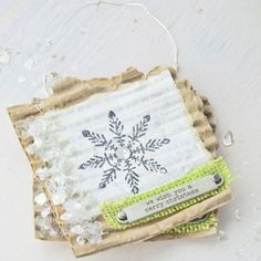 Project: Recycled Ornament